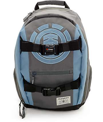 Element Mohave Backpack Stone Grey & Provincial Blue