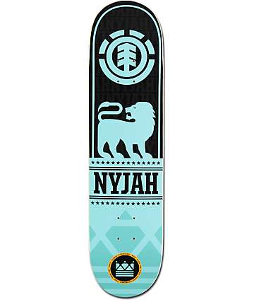 "Element Nyjah Courage 7.75"" tabla de skate"