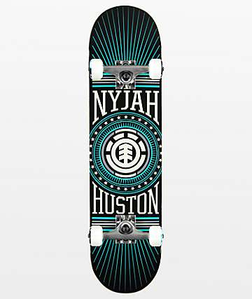 "Element Nyjah Dialed 7.75"" Skateboard Complete"