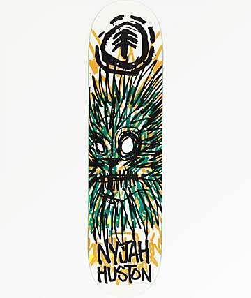 "Element Nyjah FOS Lion 7.75"" tabla de skate"