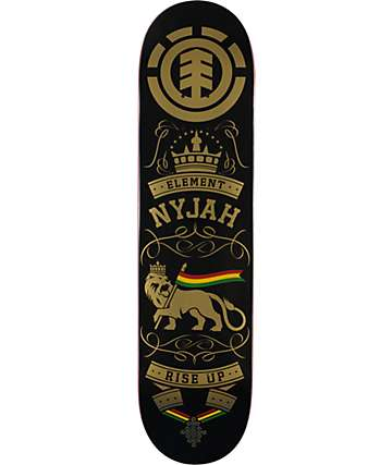 "Element Nyjah Rise Up 8.0"" tabla de skate"
