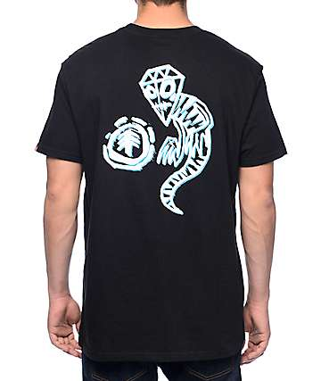 Element Rock Black T-Shirt