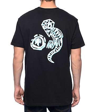 Element Rock Black T-Shirt