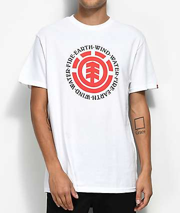 Element Seal White T-Shirt