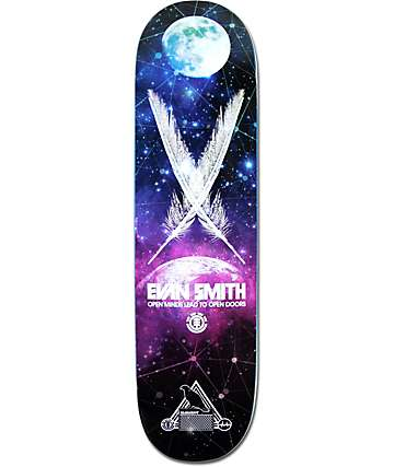 "Element Smith Feathers 8.25"" Skateboard Deck"