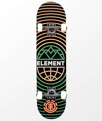 "Element Terra 7.7"" Skateboard Complete"