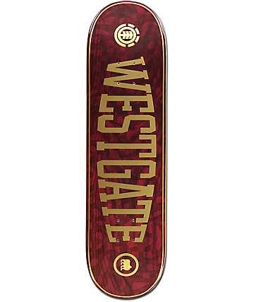 "Element Westgate Braincells 8.5"" tabla de skate"
