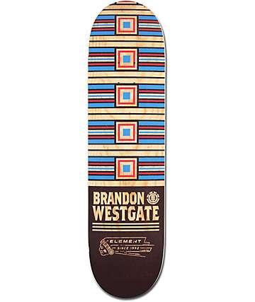 "Element Westgate First Phase 8.125"" Skateboard Deck"