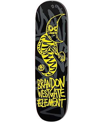 "Element Westgate Sprites 8.25"" Skateboard Deck"