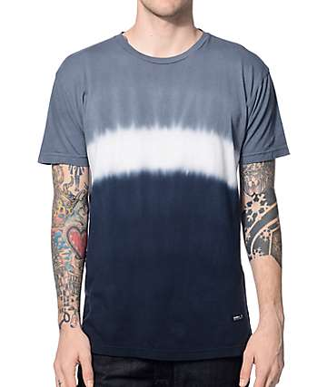Element Woodstock Grey Tie Dye T-Shirt