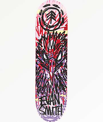 "Element x FOS Evan Osprey 8.25"" Skateboard Deck"