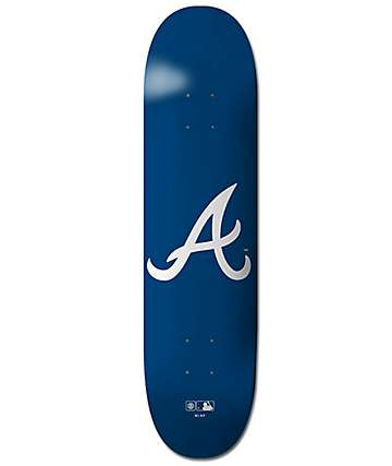 "Element x MLB Atlanta City 8.0"" Skateboard Deck"