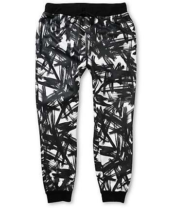 Elwood Paintbrush Jogger Pants