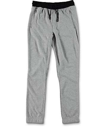 Elwood pantalones joggers en gris para niños