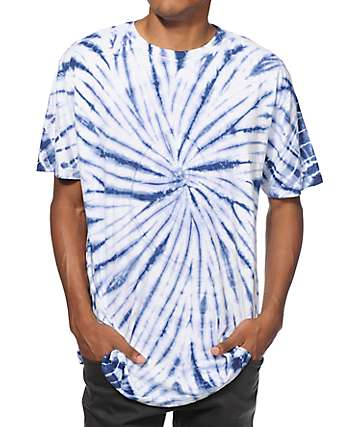Emerica Wheel Of Death Tie Dye T-Shirt