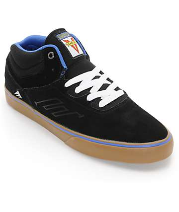 Emerica x Venture Westgate Mid Skate Shoes