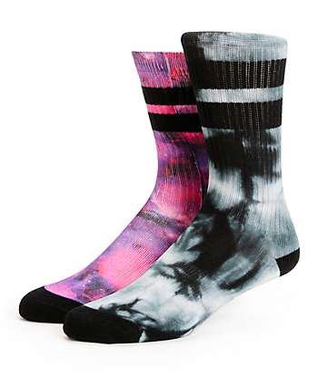 Empyre 2 Pack Jr Varsity Sublimated Crew Socks