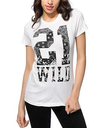 Empyre 21 Wild Floral & Paisley T-Shirt