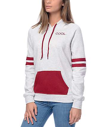 Empyre Angelina Girlsclub Pullover Hoodie