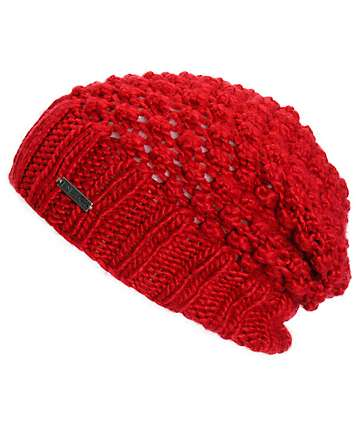 Empyre Arlington Red Beanie