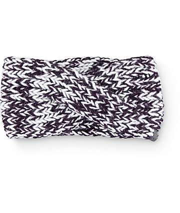 Empyre Aura Blackberry Marled Headband