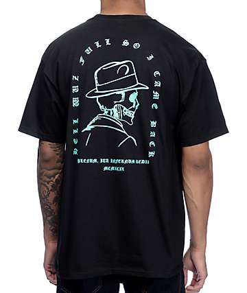 Empyre Back From Hell camiseta negra