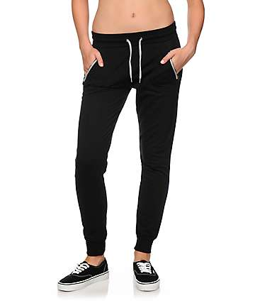 Empyre Bailey Zipper Pocket Jogger Pants