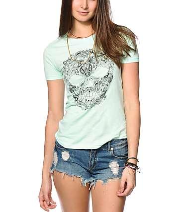 Empyre Bandana Skull T-Shirt
