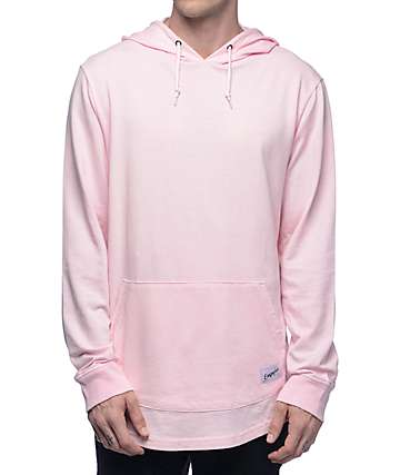 Empyre Barclay Pink Hooded Shirt