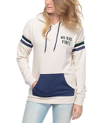 Empyre Baring No Bad Vibes Pullover Hoodie