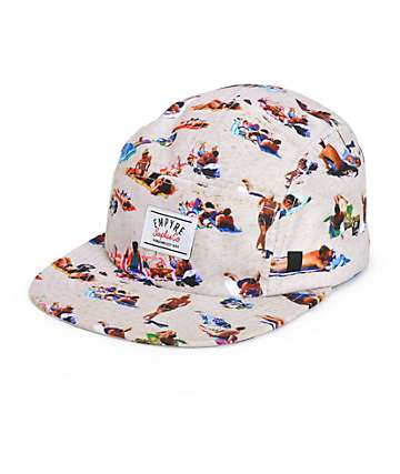 Empyre Beach Bums 5 Panel Hat