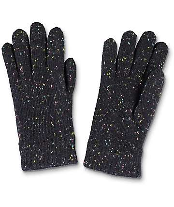 Empyre Black Confetti Gloves