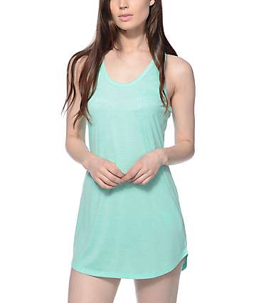 Empyre Blakely Mint Tank Dress