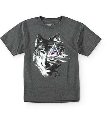 Empyre Boys Digi-Wolf T-Shirt