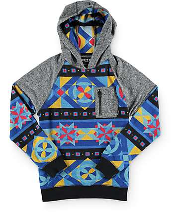 Empyre Boys Providence Tribal Hoodie