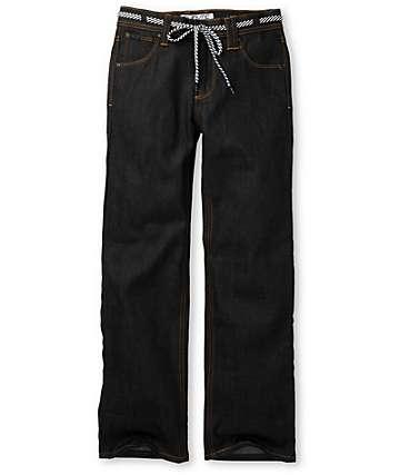 Empyre Boys Skeletor Ink Skinny Jeans