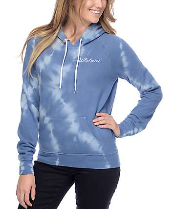 Empyre Brealynn Whatever Blue Pullover Hoodie
