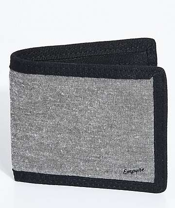 Empyre Bye Bye Bye Grey Bifold Wallet