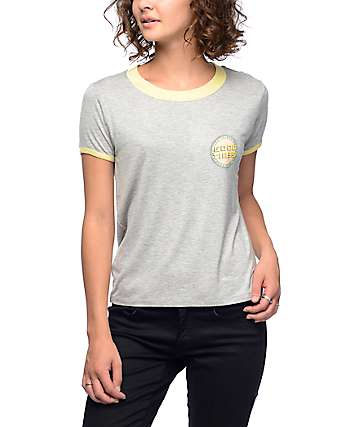Empyre Byrl Good Times Grey T-Shirt
