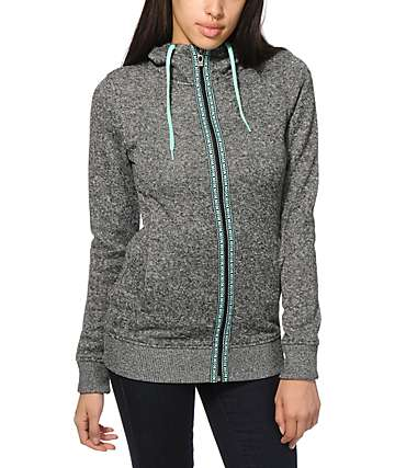 Empyre Cabe Sweater Tech Fleece Jacket