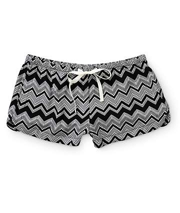 Empyre Carmela Chevron Shorts