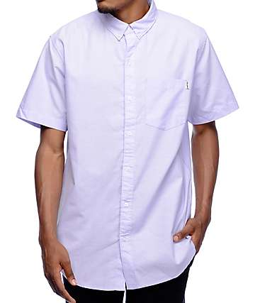 Empyre Casper Pink Oxford Button Up Shirt