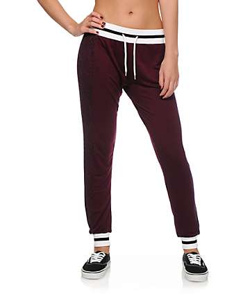 Empyre Cheshire Tribal Side Jogger Pants