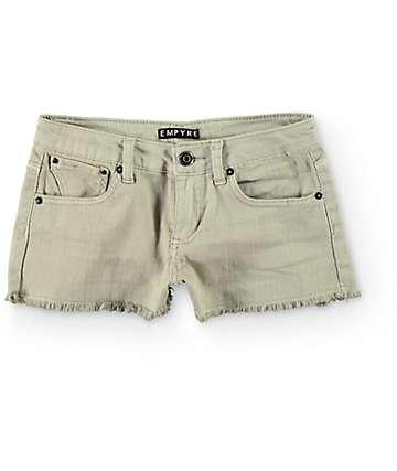 Empyre Cheyenne Khaki Shorts