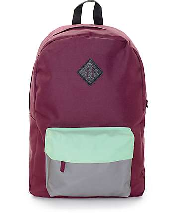 Empyre Chrissy Blackberry Mint Backpack