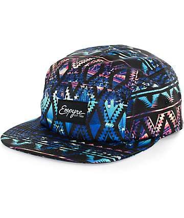 Empyre City Slicka Photo Reel 5 Panel Hat