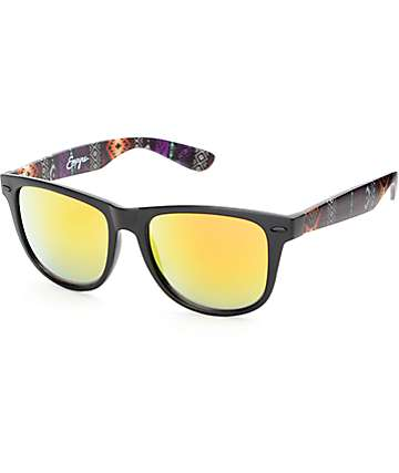 Empyre Classic Aztec Blanket Revo Sunglasses