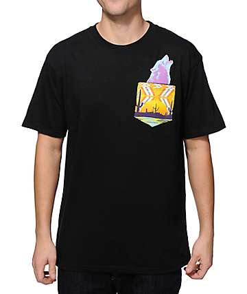 Empyre Coyote Pocket T-Shirt