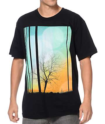 Empyre Deserted Black T-Shirt