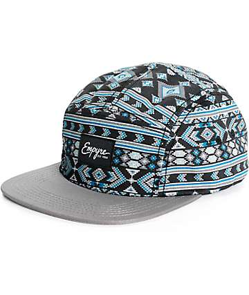 Empyre Digital Tribal 5 Panel Hat